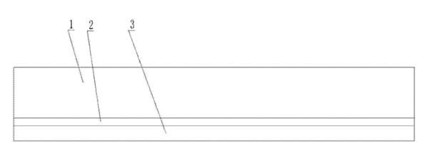 四氟板与金属粘合结构图